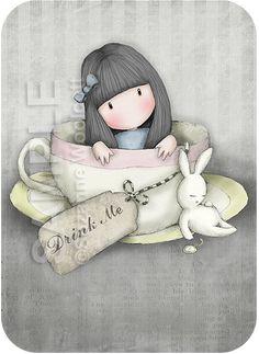сборник рассказов-Magic: The Sweet Tea от `gorjuss