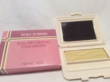 "Vintage Merle Norman Eyeshadow ""Yellow"" new in box"