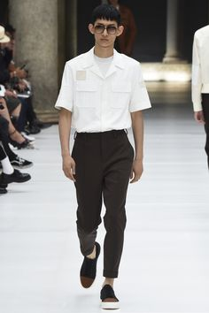 Neil Barrett Spring 2017 Menswear Collection Photos - Vogue