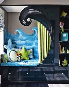 boys room ideas and design  #KBHomes