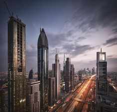 Awesome cityscape Photography by Dubai based photographer Alisdair Miller