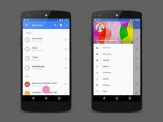 Google Drive Material