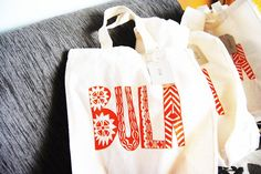 Fiji Wedding Welcome Bula Tote Bag Listing for 120 by apeachyshop, $10.00
