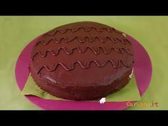 TORTA SIMIL FIESTA ARANCIA E CIOCCOLATO | Chocolate and orange cake - YouTube