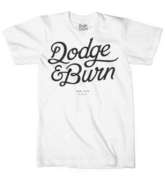 D CLASSIC Our classic tee is inspired by analogue and vintage film photography. - See more at: http://www.dodgeandburn.com/collections/men/products/d-b-classic#sthash.JZ0r6JEM.dpuf