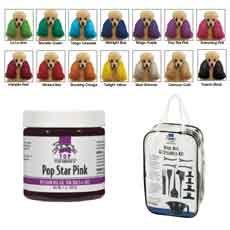 Top Performance Pet Hair Dye Gels & Accessories