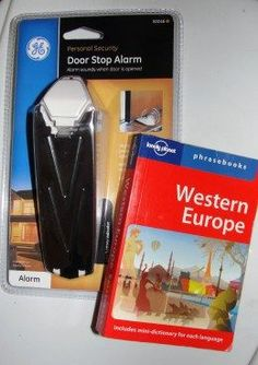 10 travel safety items for women