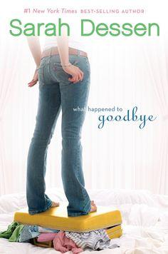 """Previsão de Lançamento do livro """"What Happened To Goodbye"""" de Sarah Dessen pela Editora iD"""