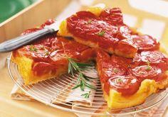 Tarte tatin aux tomates | Croquons La Vie - Nestlé