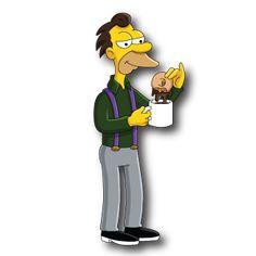 Lenny Leonard - The Simpsons by domejohnny.deviantart.com on @DeviantArt