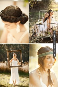 Love the braid   AE Pictures Inc | CHECK OUT MORE IDEAS AT WEDDINGPINS.NET | #weddinghair