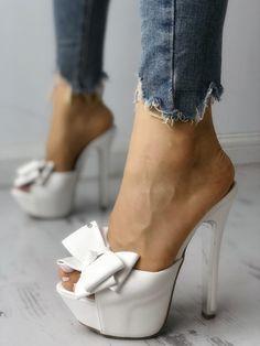 24 Greatest High Heel Dress Shoes For Women High Heel Insert Ball Of Foot Hot High Heels, Platform High Heels, Sexy Heels, High Heel Boots, Womens High Heels, Heeled Boots, Stiletto Heels, Shoe Boots, Shoes Sandals