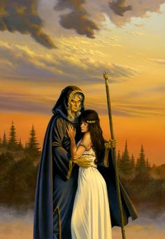 Time Of The Twins by Larry Elmore [Copyright ©]