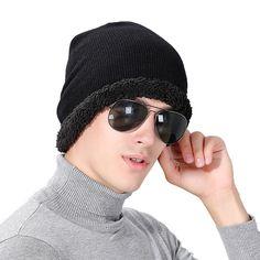 $5.59 (Buy here: https://alitems.com/g/1e8d114494ebda23ff8b16525dc3e8/?i=5&ulp=https%3A%2F%2Fwww.aliexpress.com%2Fitem%2FFashion-2016-Unisex-Beanie-Men-s-Winter-bonnet-cap-Wool-Winter-Outdoors-Fleece-Increase-Knitting-Hat%2F32739080129.html ) Fashion 2016 Unisex Beanie Men's Winter Bonnet Cap Wool Winter Outdoors Fleece Increase Knitting Hat European Keep Warm Hats  for just $5.59