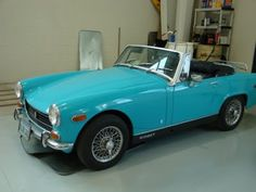Very close to my little yellow '63. mg cars - Google Search