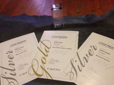 Kate Turner @KlackertyKate, member of @safrea, picked up a couple of Caxton awards recently. Congratulations, Kate!!