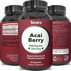 Acai Berry Antioxidant Weight Loss Supplement Detox Cleanse Immune System Boost