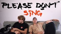 I LOVE THIS! Please Don't Sing by Kian and Jc