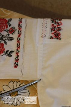Peasant Blouse, Blouse Patterns, Traditional Outfits, Sewing Hacks, Ukraine, Cross Stitch Patterns, Folk, Tunic Tops, Embroidery