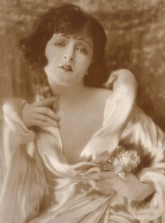 Lya de Putti Hungarian Silent Movie Star circa by redpoulaine, $19.00