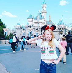 Mia Fizz at Disney World! #miacorn