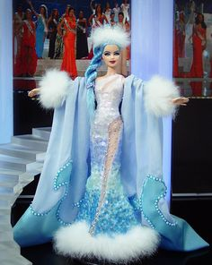 Miss Siberia 2013/14 by Ninimomo Dolls