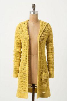 Anthropologie - Crochet inspiration