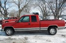 1997 CHEVROLET SILVERADO  143,861 Miles  Pickup Trucks | Automatic  8 cylinders | 5.7 engine  $750 down $250/month