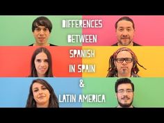What are the differences between Spanish in Latin America and Spain? | Babbel Insights - YouTube