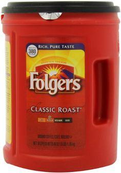 Folgers Coffee, Classic Roast, 48 Ounce | shopswell