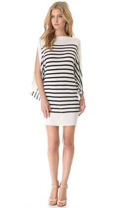 Jean Paul Gaultier Striped Dress