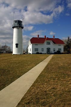 Chatham Lighthouse, Massachusetts by nelights, via Flickr
