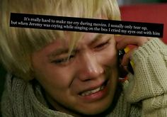 """K-Drama Confessions - """"You are beautiful"""""""