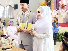 Tampilan Gaun Pernikahan Rancangan Fitri Aulia | Hello Hijabers