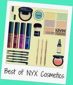 Best of NYX Cosmetic