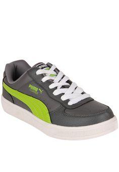 Puma          Contest Lo Grey Sneakers