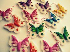 Diy Hair Bows, Diy Bow, Polymer Clay Crafts, Polymer Clay Jewelry, Easy Crafts, Diy And Crafts, Humpty Dumpty, Sugar Flowers, Flower Art