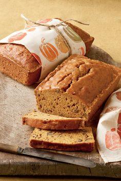 Pecan-Pumpkin Bread - Our Best Pumpkin Recipes - Southernliving…