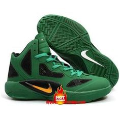 info for a07ac de6bb Cheap 2011 Hyperfuses High Tops Green And Black 454136 110