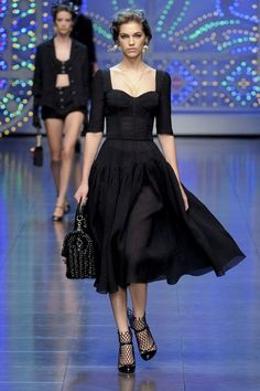 25 Looks with Fashion Designer Dolce and Gabbana glamhere.com Dolce and Gabbana