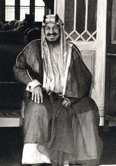 In 1902, at the age of 20, Abd al-Aziz rode into the desert with a band of his brothers and cousins to reassert Al Saud family rule over the Arabian Peninsula. They captured the modern capital Riyadh in 1902 and by 1925 had added the Two Holy Cities, Mecca and Medina. In 1932 Abd al-Aziz established the Kingdom of Saudi Arabia with himself as absolute monarch. No long after, Saudi Arabia's place in the world was transformed with the discovery of huge oil reserves by American oil prospectors.