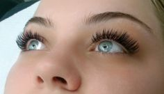 Volume lashes by Debbie at Fab Lashes
