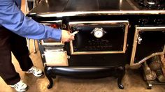How to Use a Wood Cook Stove Lehman's hardware