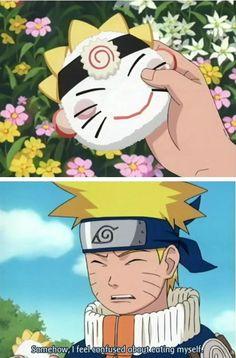 Naruto. Poor hinata...