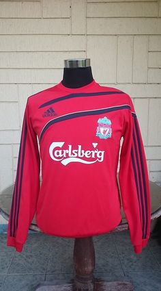 94221eaf236 CLASSIC FOOTBALL JERSEY CENTER. Liverpool Fc ShirtVintage JerseysEnglish ...