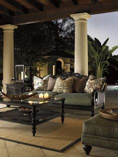 Tommy Bahama Home Royal Kahala traditional patio