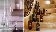 21 creativos DIY Ideas de Iluminación | hierbas y aceites