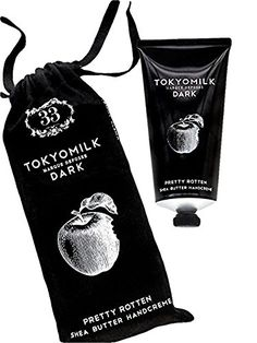 Tokyomilk Dark Pretty Rotten No 33 Shea Butter Handcreme *** Details can be found by clicking on the image. (This is an affiliate link) Tokyo Milk, Dark Fairytale, Amber Rose, New Fragrances, Rose Water, Beauty Skin, Shea Butter, The Balm, Cream