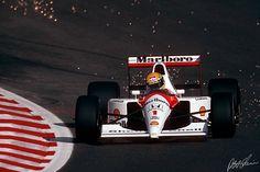 Ayrton Senna (Bélgica, 1991)