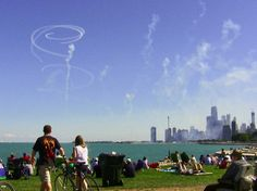 Stake out a prime spot on the beach and catch Chicago's Air and Water show in mid-August. Daredevil pilots, parachute teams, boat jumping, and jets flying in formation will keep you on the edge of your seat.